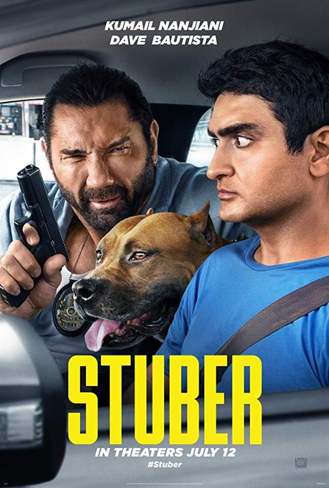 Stuber Large Poster