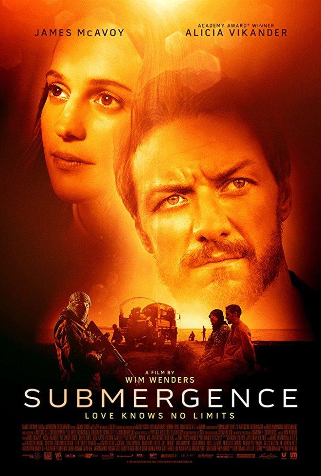 Submergence Large Poster