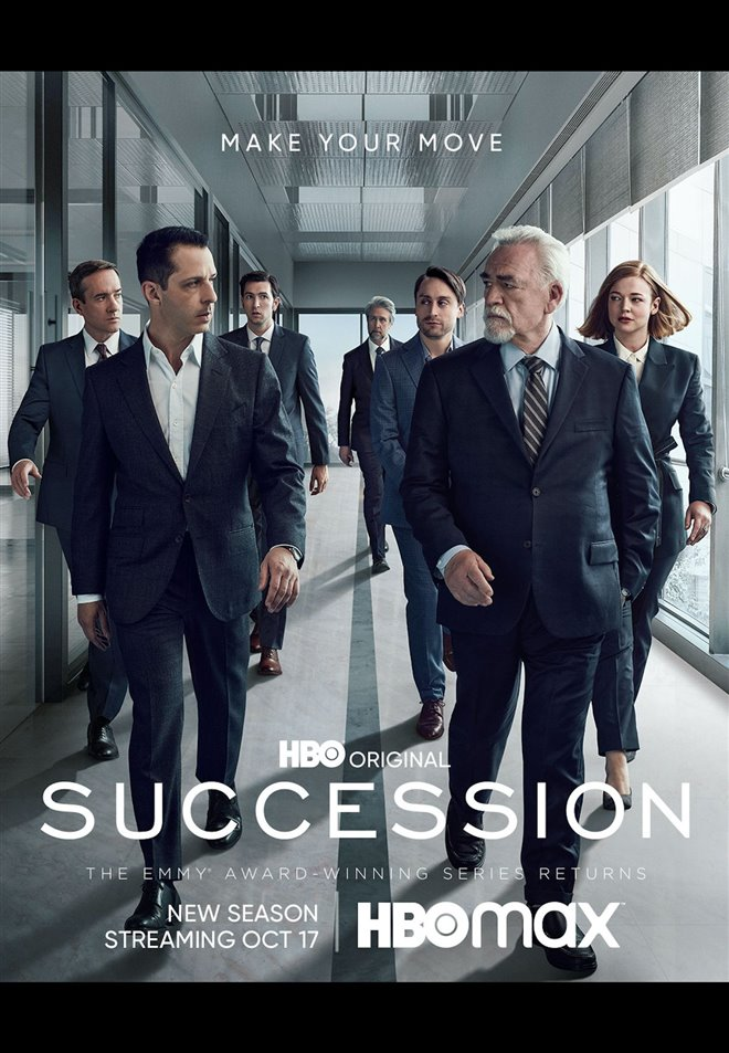 Succession Poster