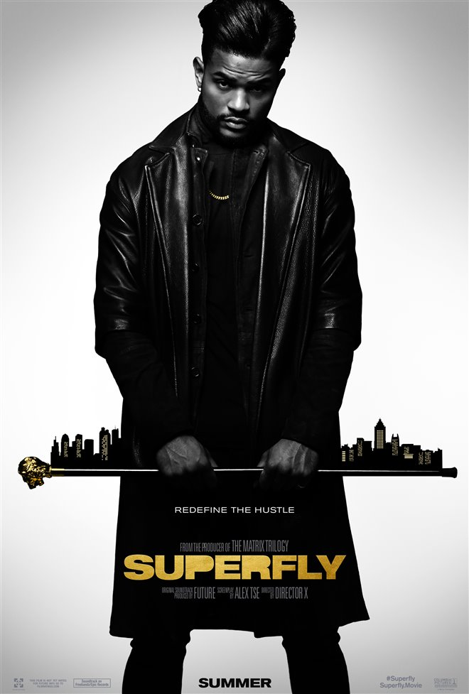 Superfly Large Poster