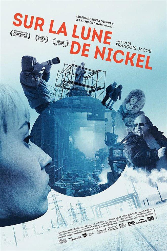 Sur la lune de nickel (v.o.s.-t.f.) Large Poster