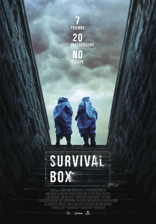 Survival Box Large Poster