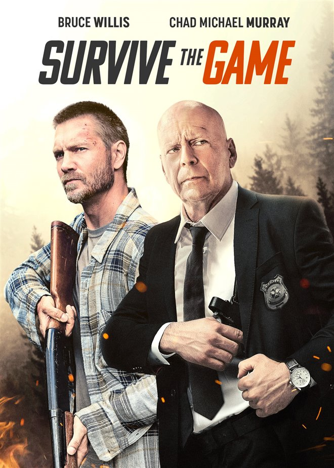 Survive the Game Large Poster