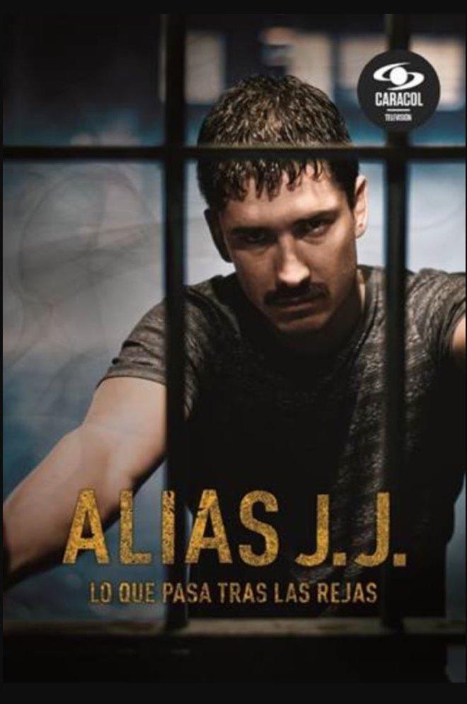 Surviving Escobar, Alias JJ (Netflix) Large Poster