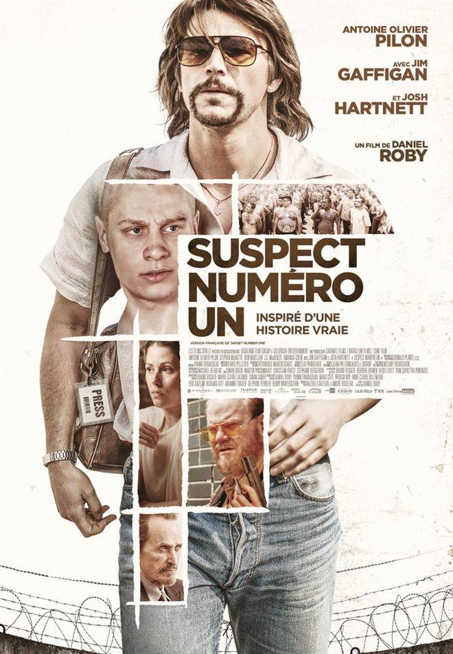 Suspect numéro un Large Poster