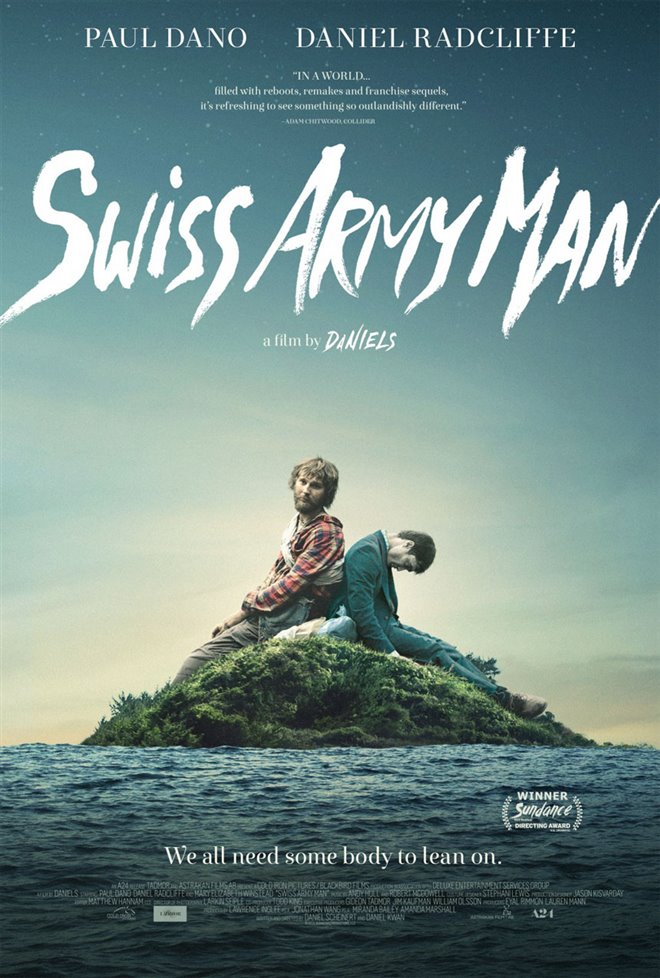 Swiss Army Man (v.o.a.) Large Poster