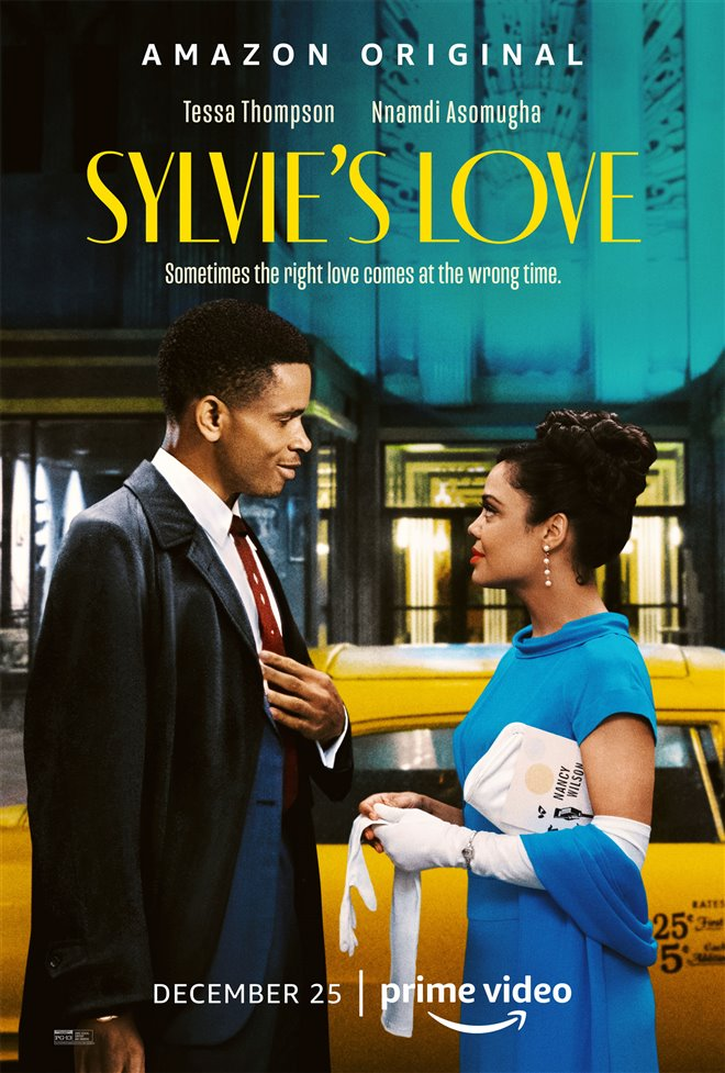 Sylvie's Love (Amazon Prime Video) Large Poster