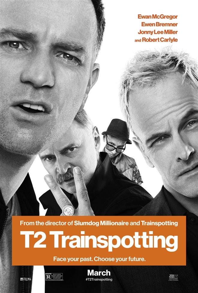 T2 Trainspotting Large Poster