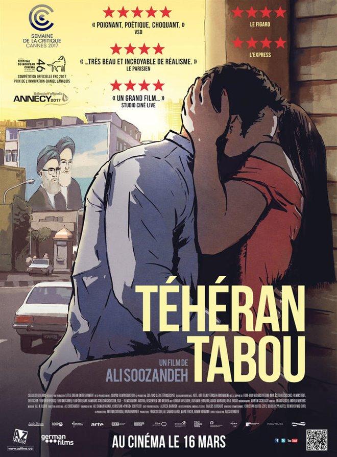 Téhéran tabou (v.o.s.-t.f.) Large Poster