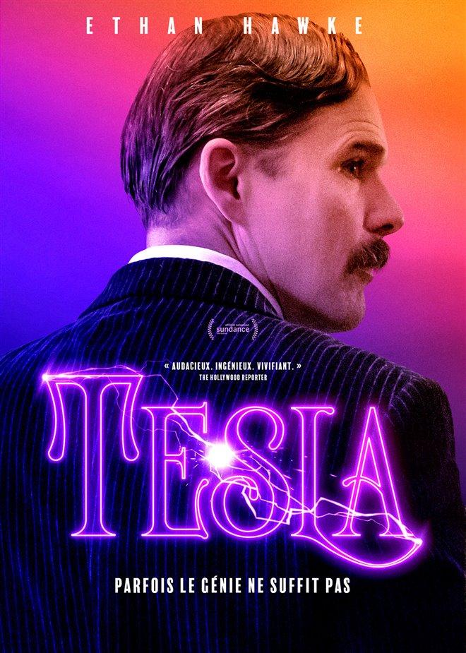 Tesla (v.f.) Large Poster