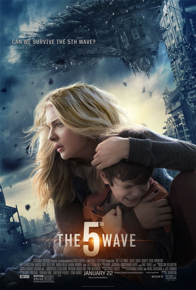 The 5th Wave Large Poster