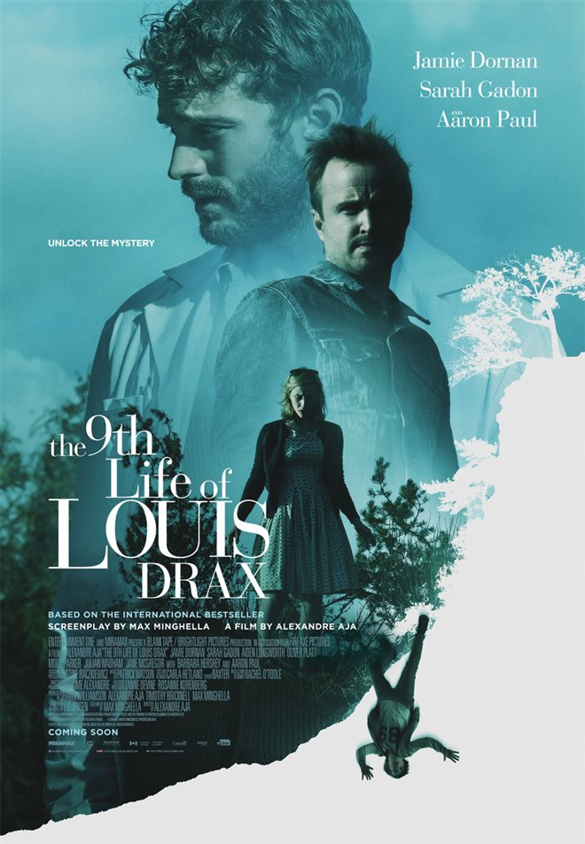 The 9th Life of Louis Drax (v.o.a.) Large Poster