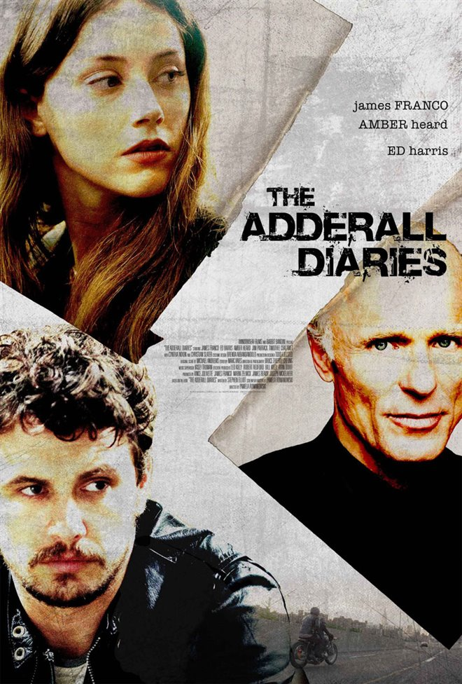 The Adderall Diaries Large Poster