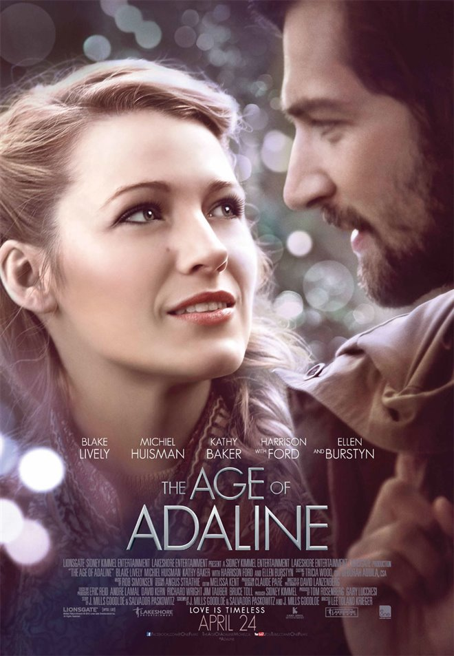 The Age of Adaline Large Poster