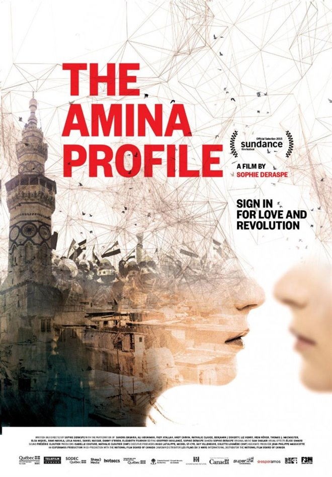 The Amina Profile Large Poster