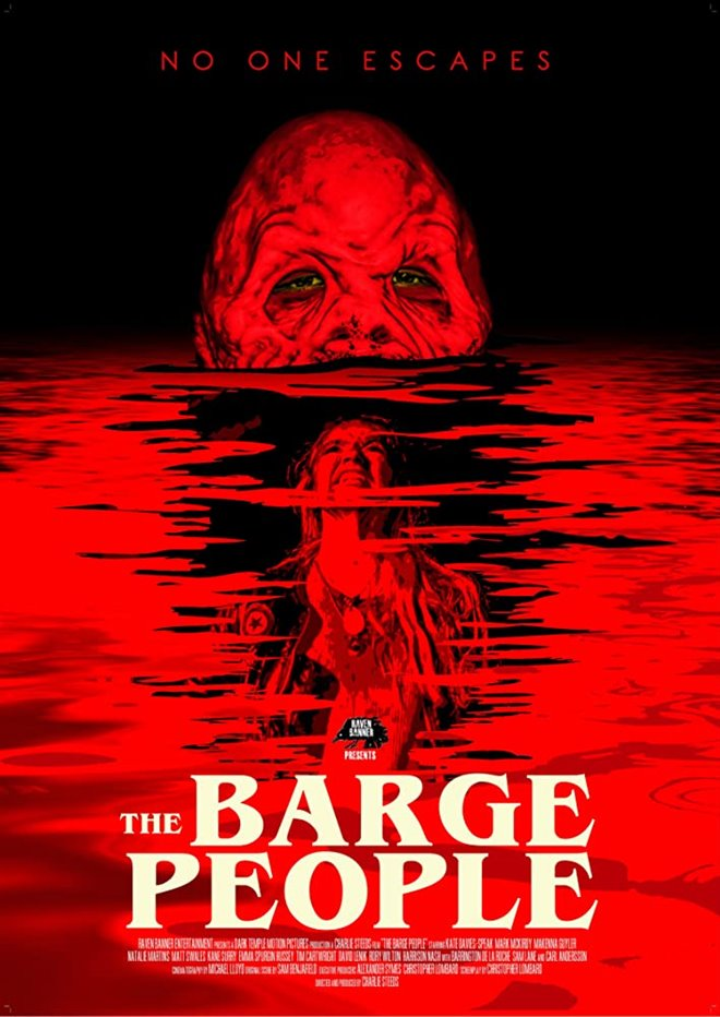 The Barge People Large Poster