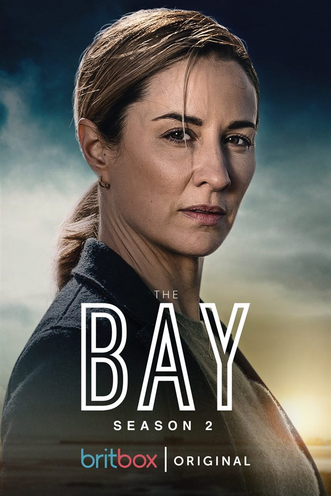 The Bay (BritBox) Large Poster