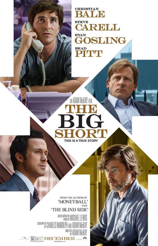The Big Short Large Poster