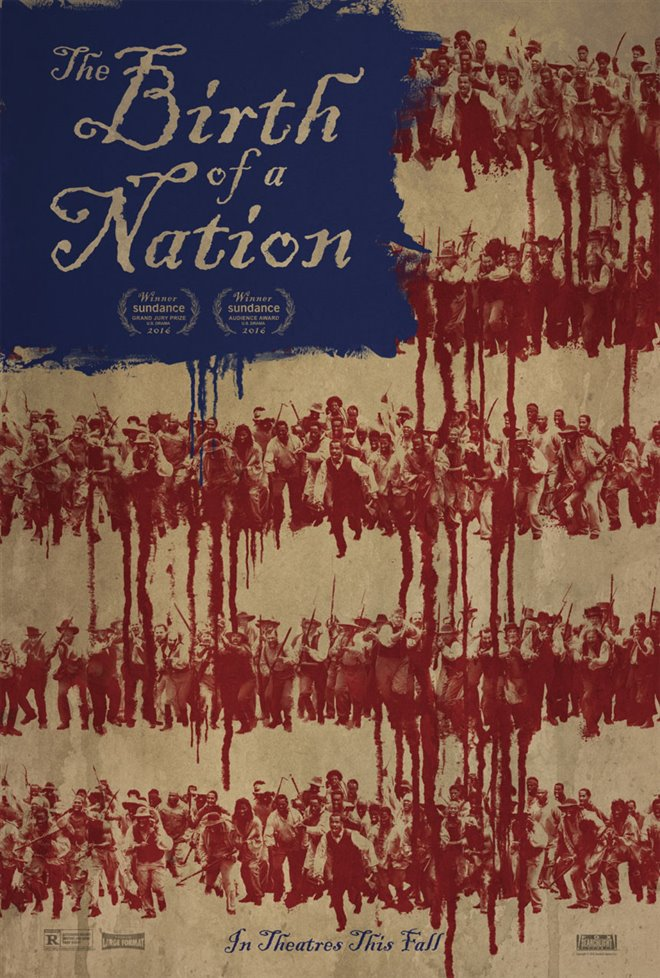 The Birth of a Nation (v.o.a.) Large Poster