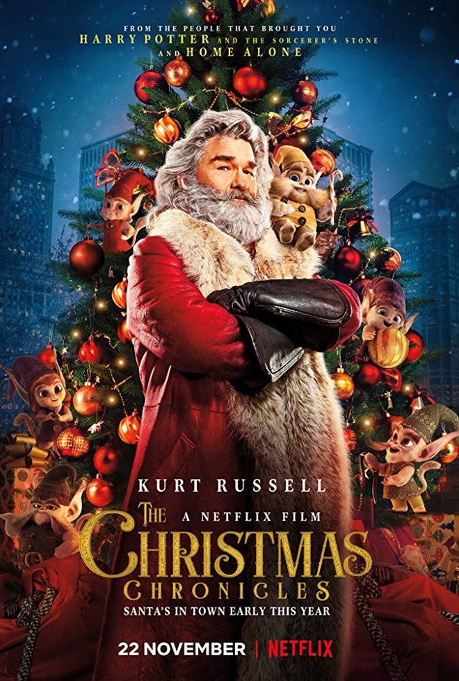 The Christmas Chronicles (Netflix) Large Poster