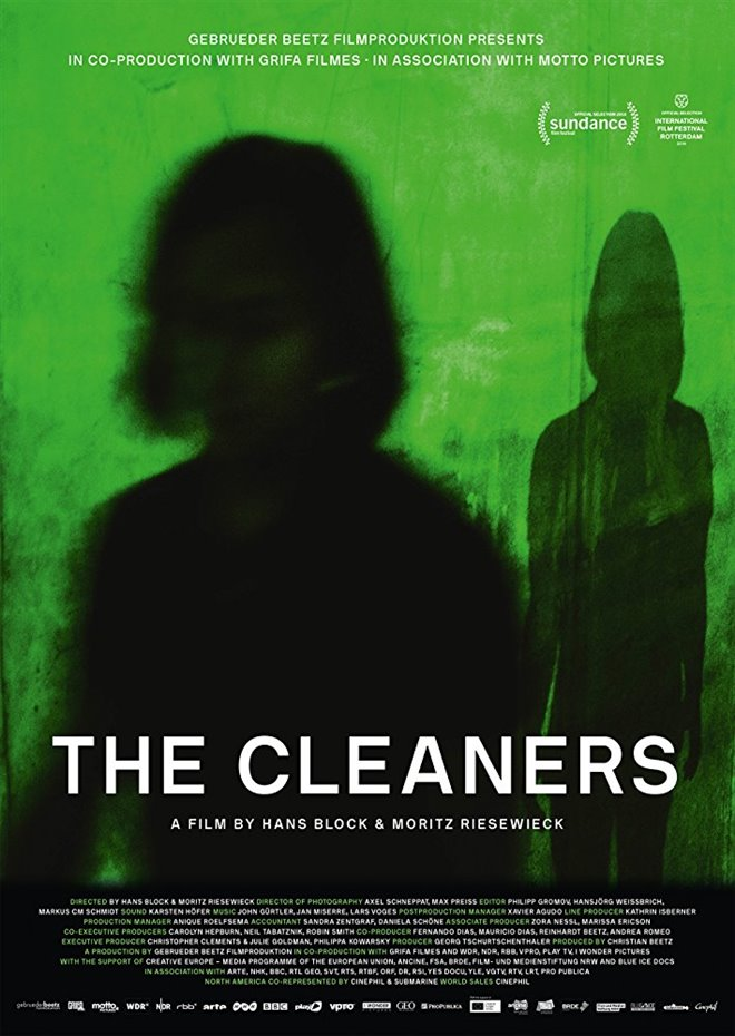 The Cleaners Large Poster