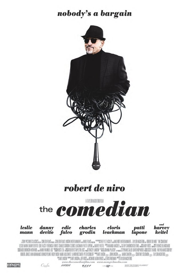 The Comedian Large Poster