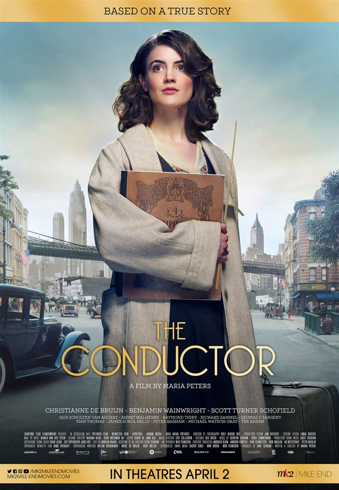 The Conductor Large Poster