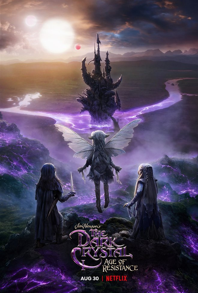 The Dark Crystal: Age of Resistance (Netflix) Large Poster