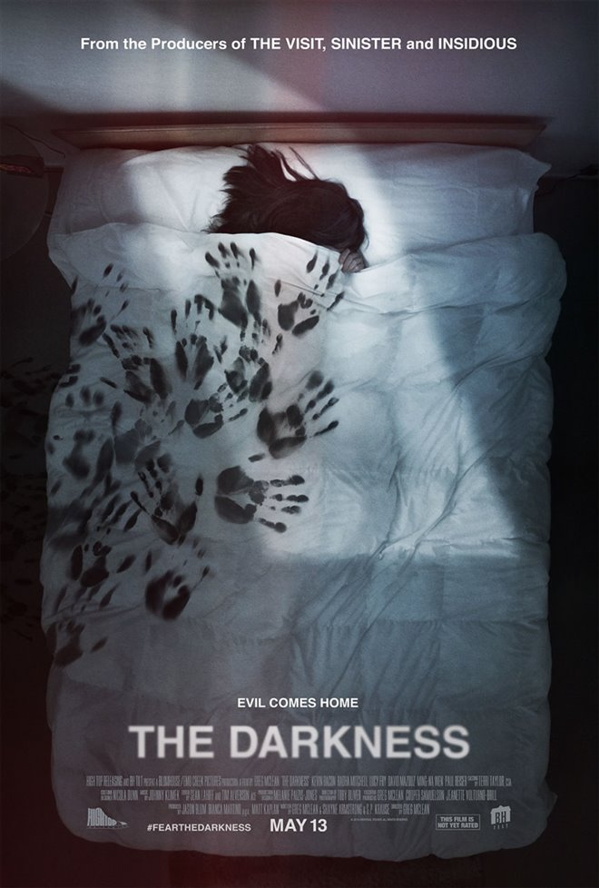 The Darkness Large Poster