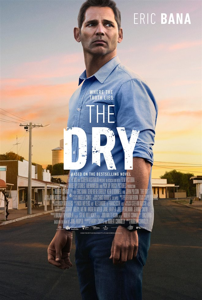The Dry Large Poster