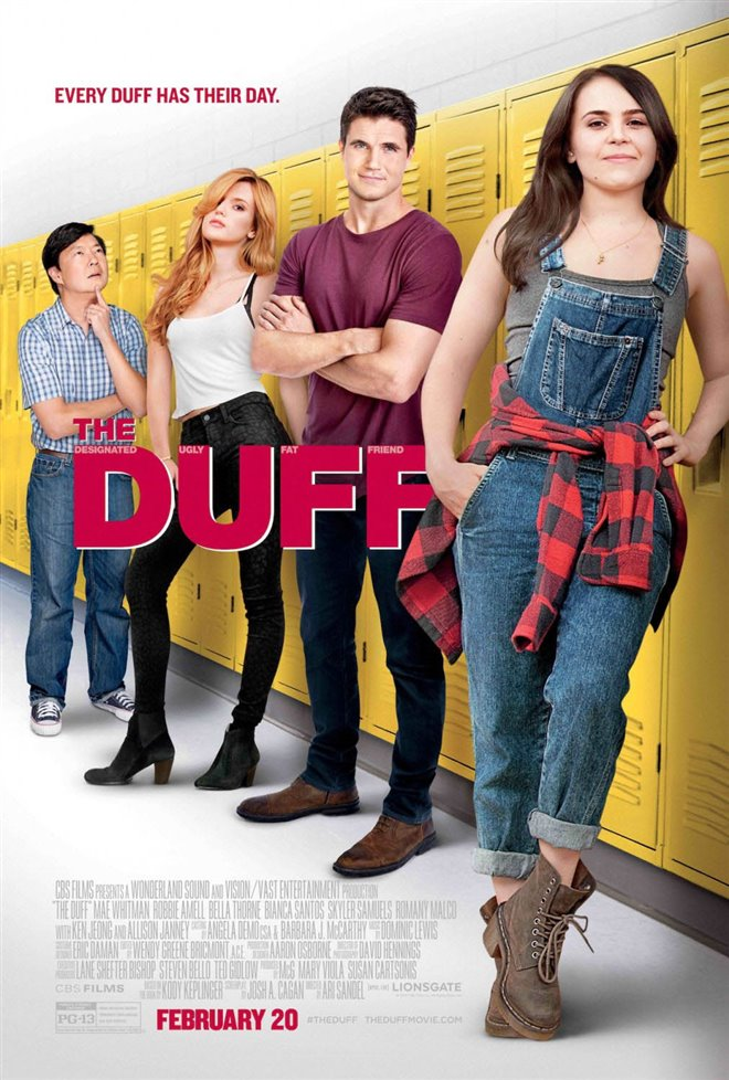 The DUFF Large Poster