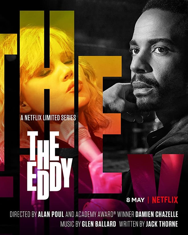 The Eddy (Netflix) Large Poster