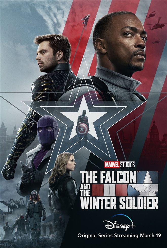 The Falcon and The Winter Soldier (Disney+) Poster