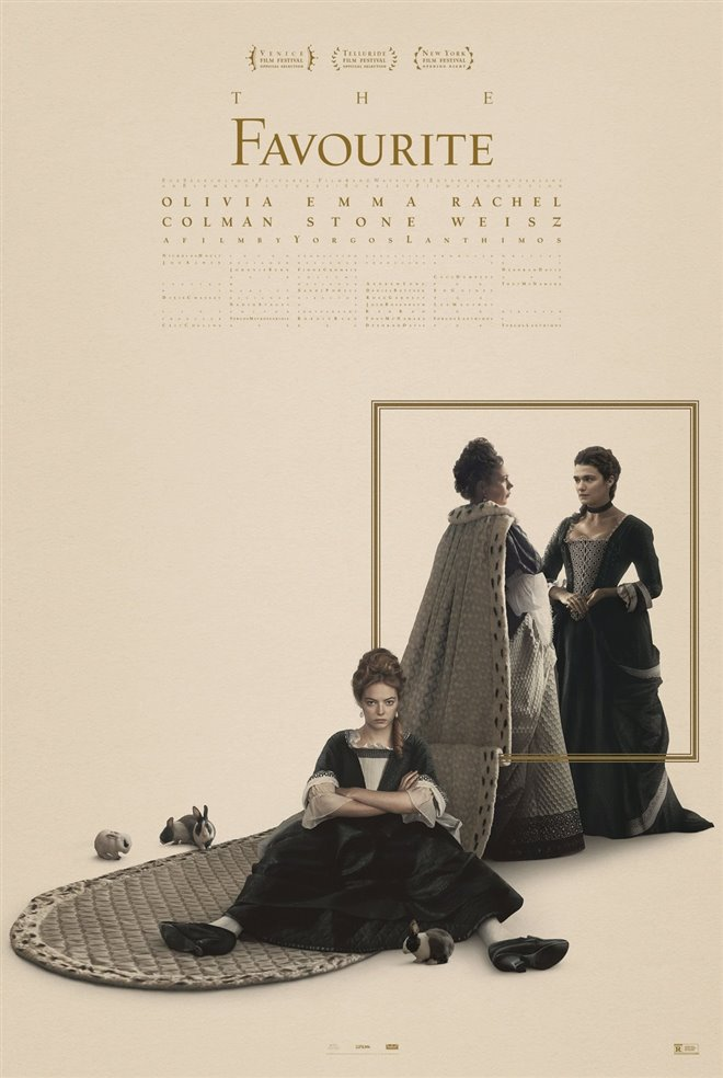 The Favourite Large Poster