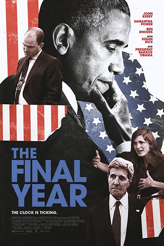 The Final Year Large Poster