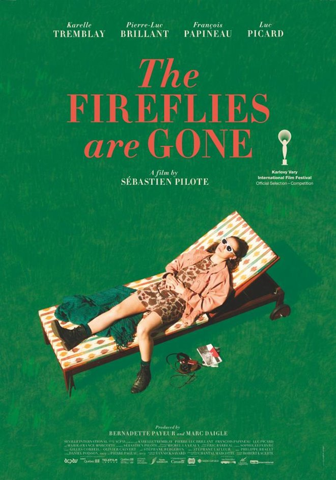 The Fireflies are Gone Large Poster
