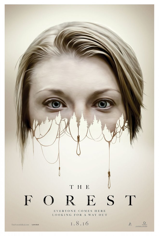 The Forest Large Poster