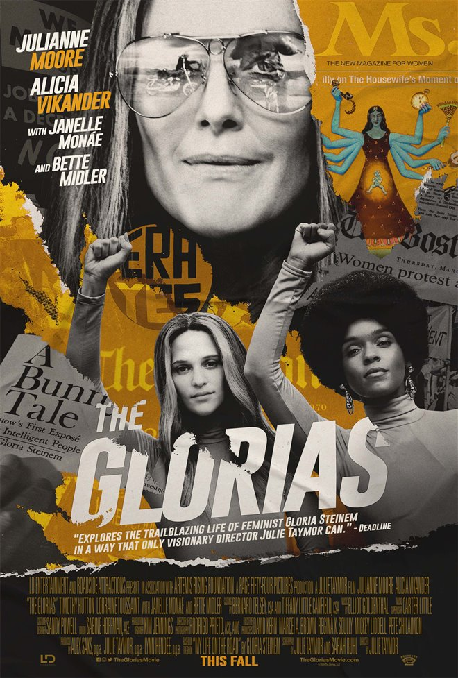 The Glorias Large Poster
