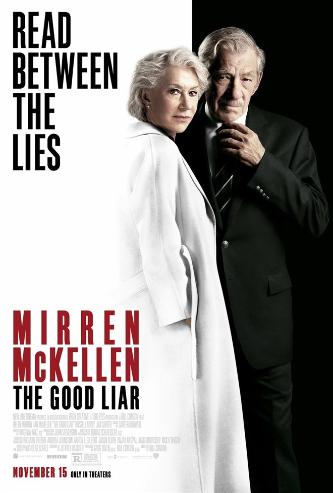 The Good Liar Large Poster