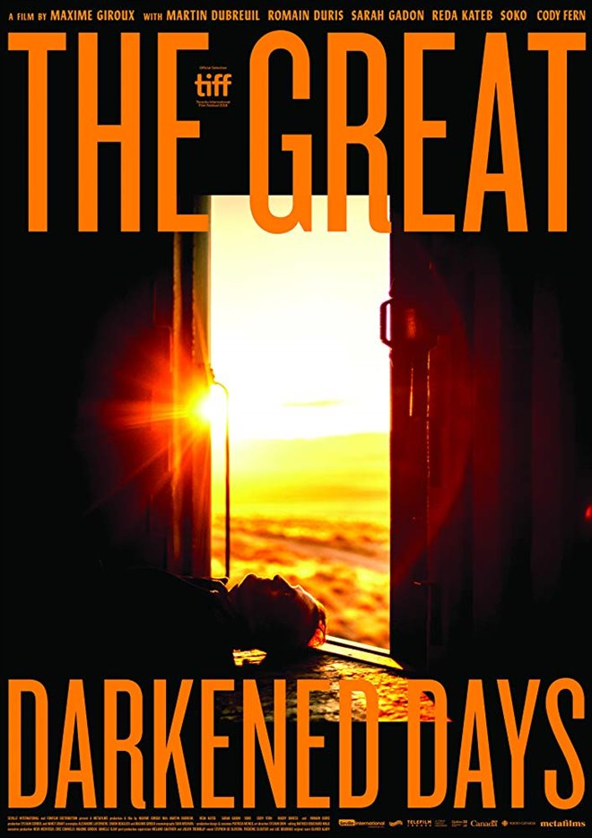 The Great Darkened Days Large Poster