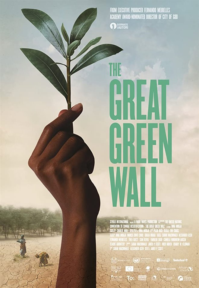 The Great Green Wall Large Poster