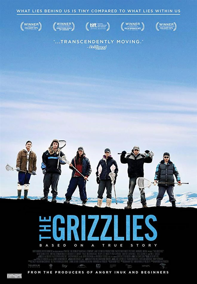 The Grizzlies (v.o.a.) Large Poster