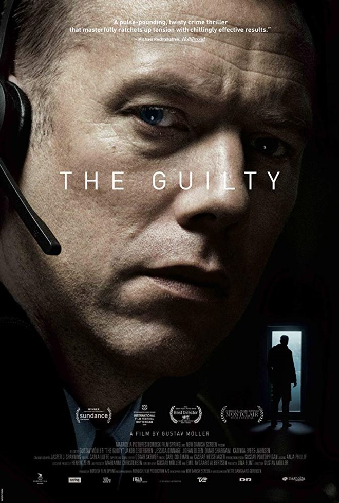 The Guilty Large Poster