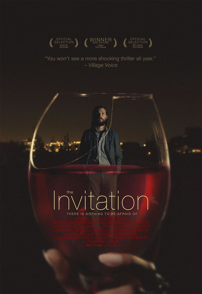 The Invitation Large Poster
