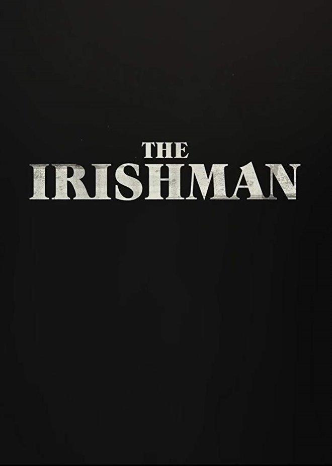 The Irishman (Netflix) Poster