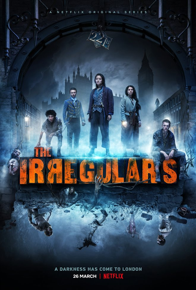 The Irregulars (Netflix) Large Poster