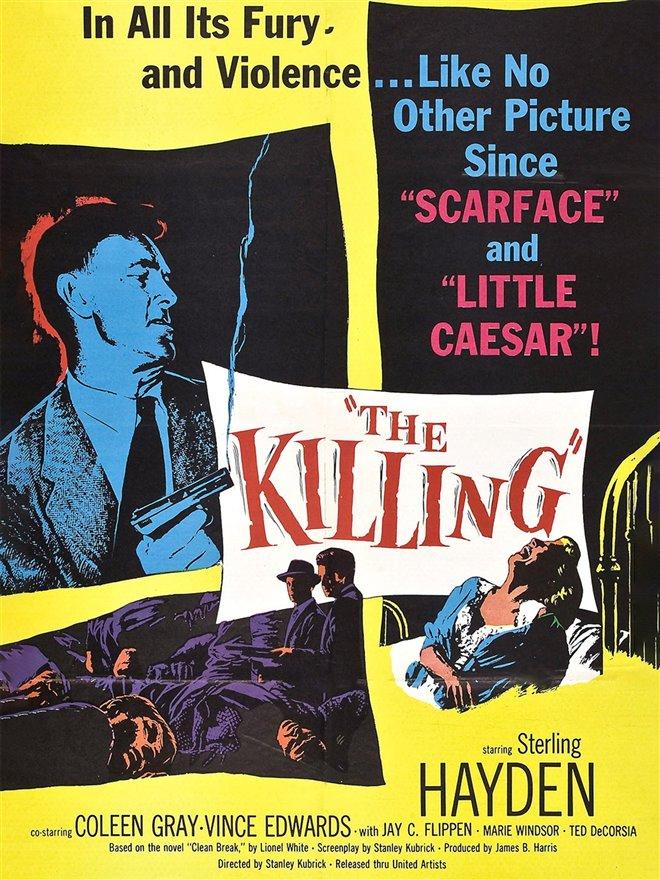 The Killing Large Poster
