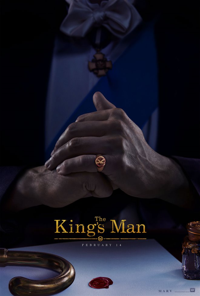 The King's Man Large Poster