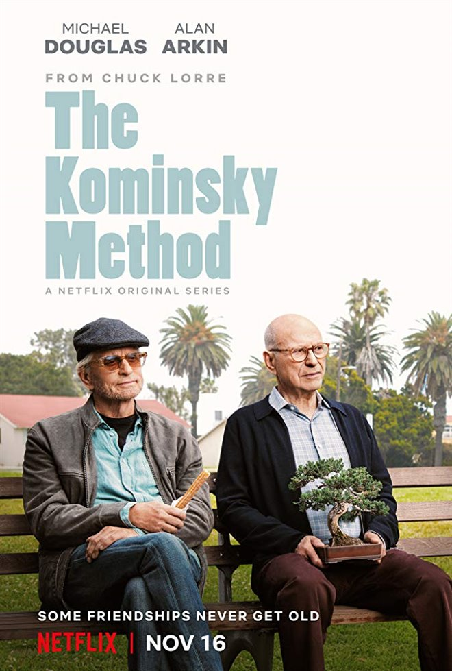 The Kominsky Method (Netflix) Poster