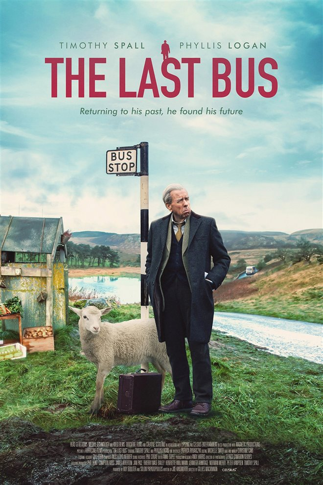 The Last Bus Large Poster